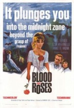 Blood and Roses (1960) afişi