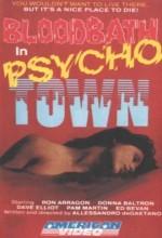 Bloodbath in Psycho Town (1989) afişi
