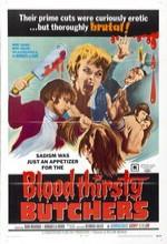 Bloodthirsty Butchers (1970) afişi