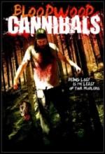 Bloodwood Cannibals (2010) afişi