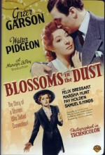 Blossoms In The Dust (1941) afişi