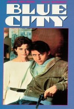 Blue City (1986) afişi