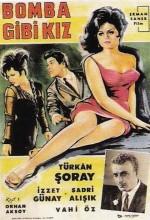 Bomba Gibi Kız (1964) afişi