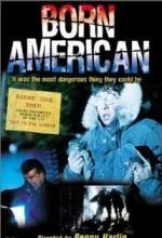 Born American (1986) afişi
