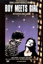 Boy Meets Girl (1984) afişi