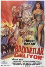 Bozkurtlar Geliyor (1967) afişi