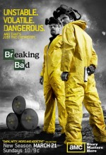 Breaking Bad (2010) afişi