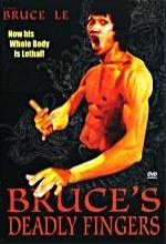 Bruce's Deadly Fingers (1976) afişi