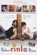 Bukan Cinta Biasa (2009) afişi