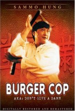 Burger Cop (1995) afişi