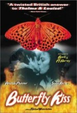 Butterfly Kiss (1995) afişi