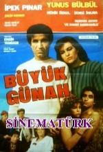 Büyük Günah (1985) afişi