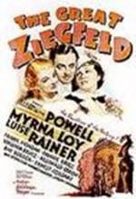 Büyük Ziegfeld (1936) afişi