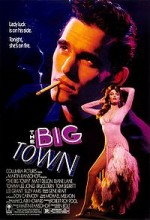 The Big Town (1987) afişi