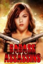 Badass Assassins (2015) afişi