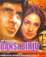 Bansi Birju (1972) afişi