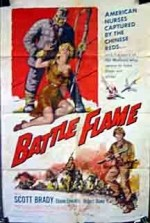 Battle Flame (1959) afişi