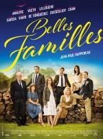 Belles familles (2015) afişi