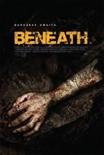 Beneath (2013) afişi
