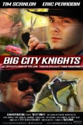 Big City Knights (2012) afişi