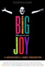 Big Joy: The Adventures of James Broughton (2013) afişi