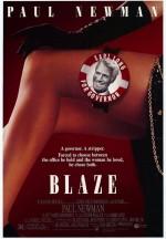 Blaze (1989) afişi