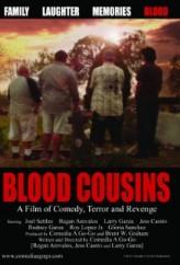 Blood Cousins (2012) afişi