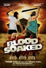 Blood Soaked (2014) afişi