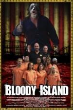 Bloody Island (2016) afişi