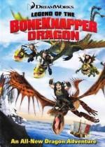 Boneknapper Dragon Efsanesi (2010) afişi
