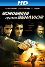 Bordering on Bad Behavior (2014) afişi