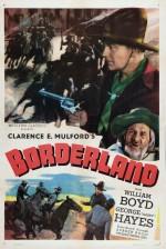 Borderland (ı) (1937) afişi