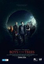 Boys in the Trees (2016) afişi
