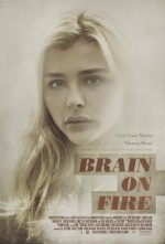 Brain on Fire (2016) afişi