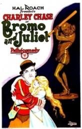 Bromo And Juliet (1926) afişi