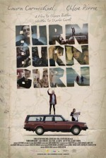 Burn Burn Burn (2015) afişi