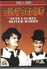 Busy Bodies (1933) afişi