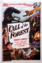 Call Of The Forest (1949) afişi