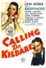 Calling Dr. Gillespie (1942) afişi