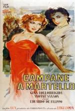 Campane A Martello (1949) afişi