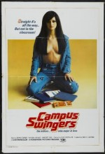 Campus Swingers (1972) afişi