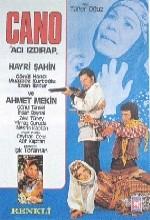 Cano (1973) afişi