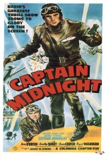 Captain Midnight (1942) afişi