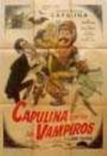 Capulina contra los vampiros (1971) afişi
