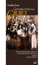Carmen(1) (1915) afişi