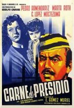 Carne De Presidio (1952) afişi