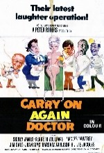 Carry On Again Doctor (1969) afişi