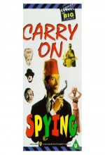 Carry On Spying (1964) afişi