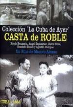 Casta De Roble (1954) afişi