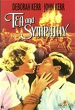 Çay Ve Sempati (1956) afişi
